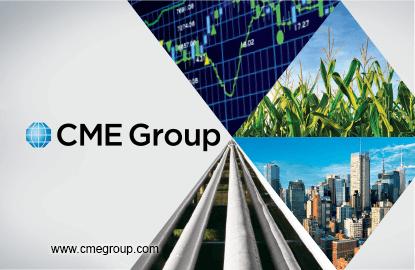 起诉前联营伙伴 CME集团跌7.14%
