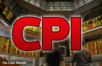 MIDF Research maintains its 2015 inflation target at 2% to 2.5% and y-o-y CPI at 2.7%