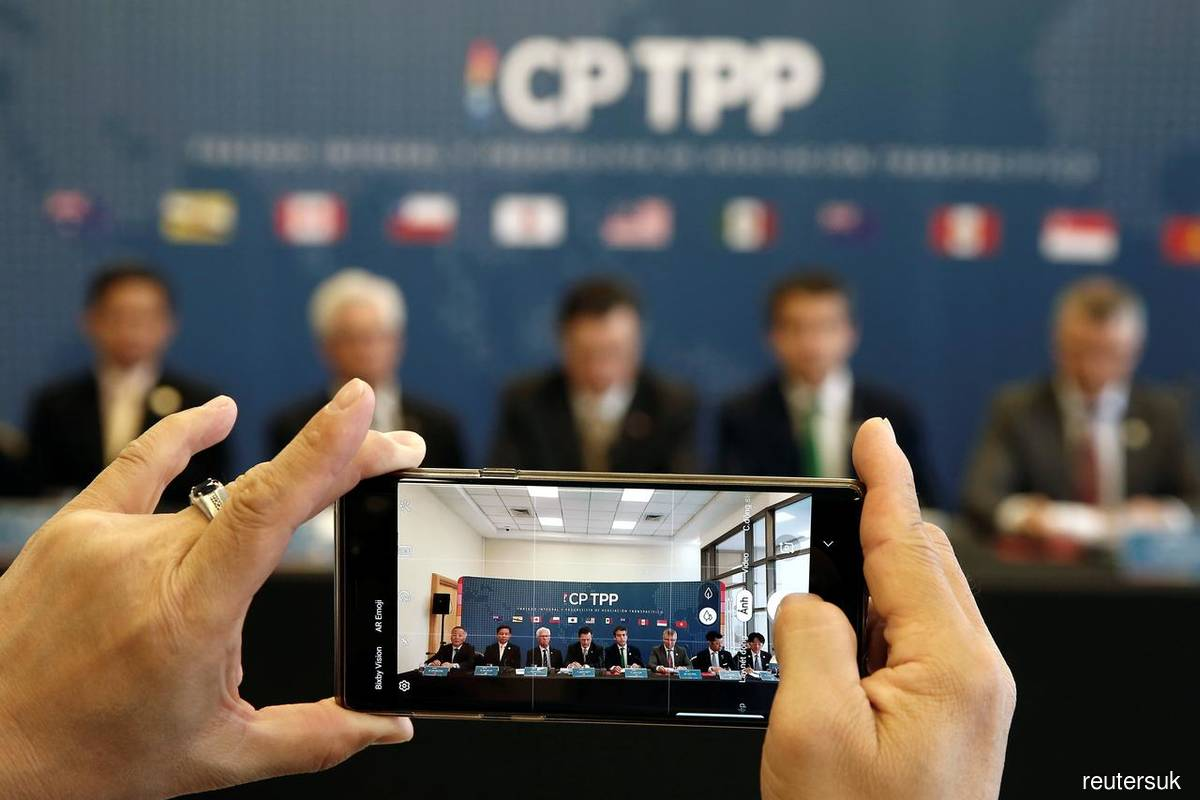 MITI: Malaysia looking forward to welcoming China in CPTPP as early as next year