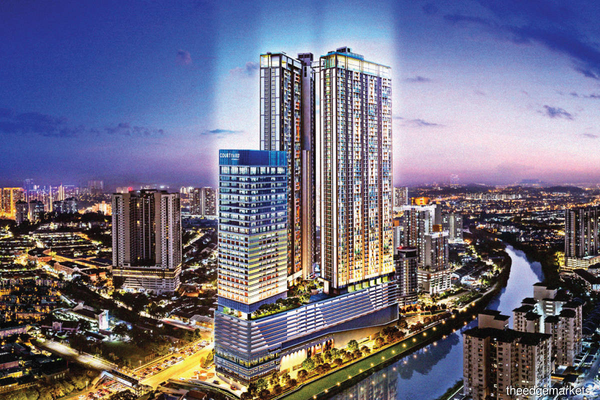 Among KPP's projects is  Bloomsvale in Jalan Klang Lama, Kuala Lumpur
