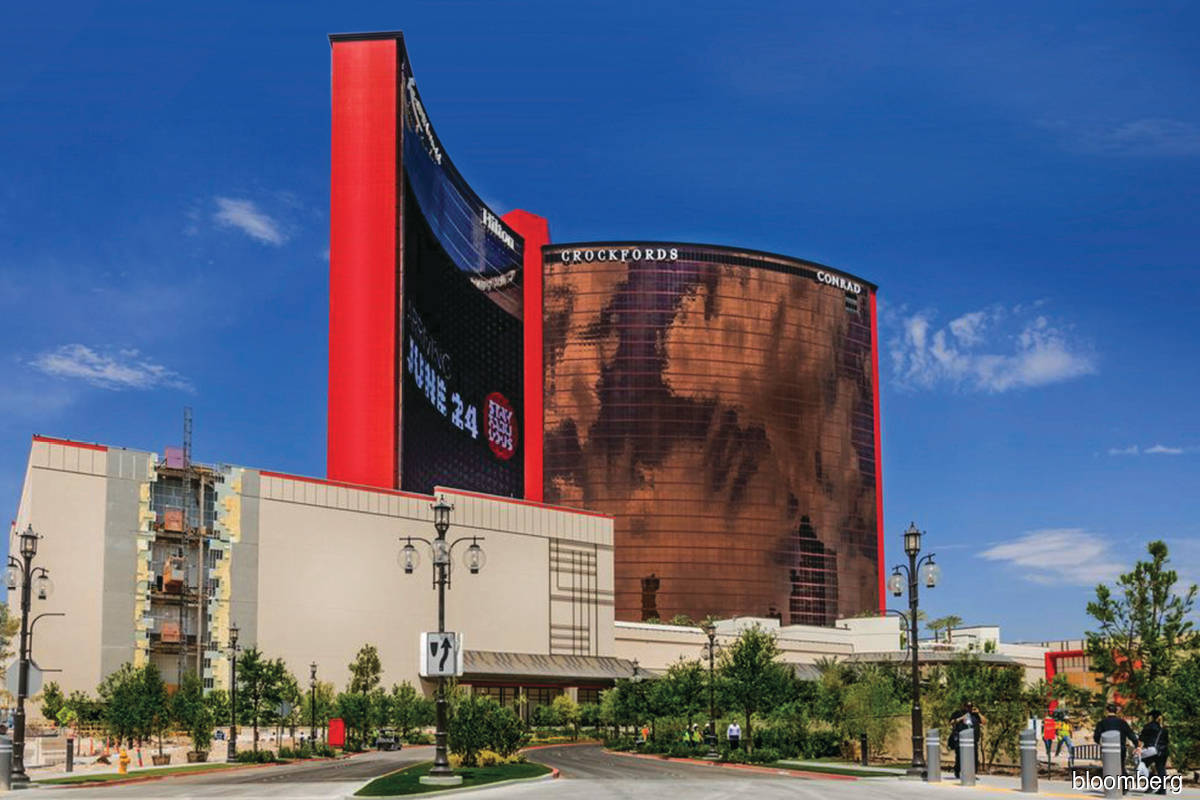Soon after Resorts World Las Vegas opened on June 24, Lim (pictured below) began to explore the listing of the group's US operations on the NYSE