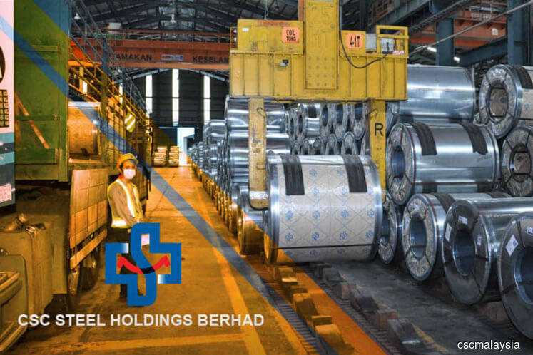 CSC Steel 1H profit below expectations on higher costs