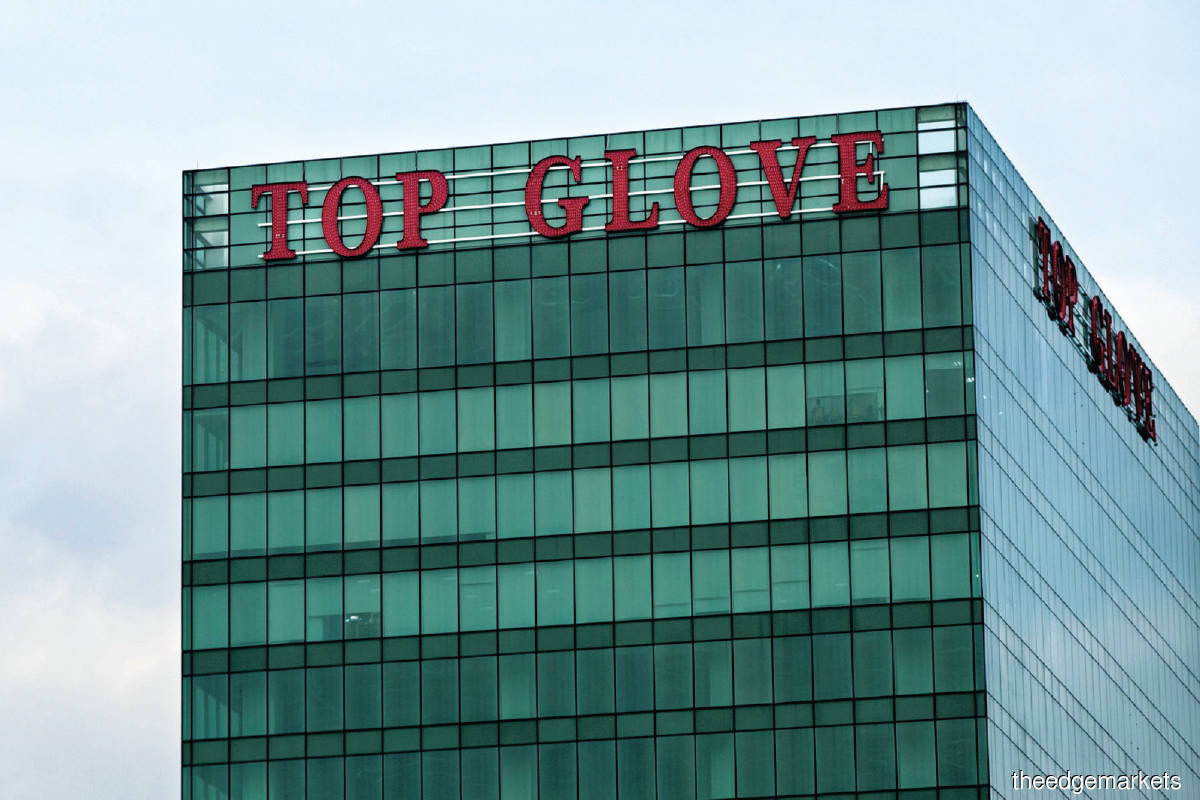 Top Glove, which has been the main target of short-sellers in Malaysia, rose  53 sen or 8.53% to close at RM6.74 last Friday — paring its gains after reaching its intraday peak of RM7.12