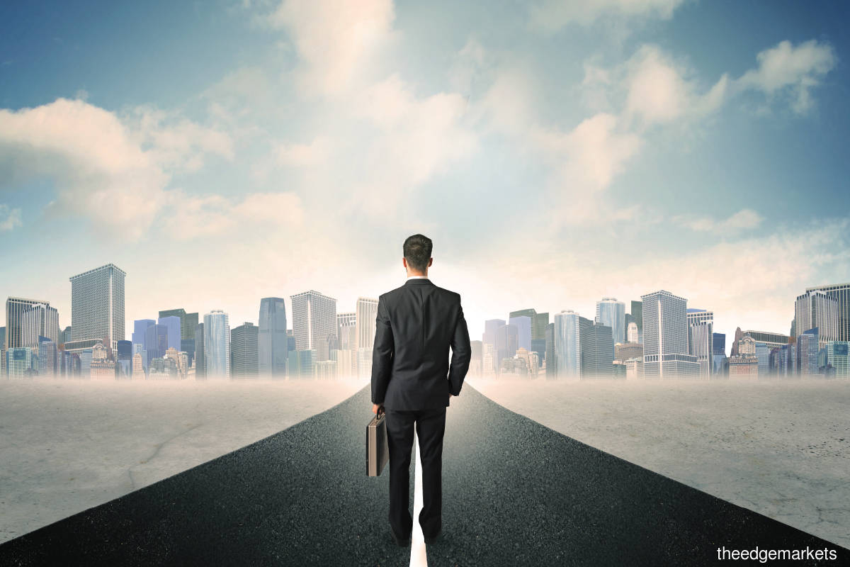 Long road ahead for property sector recovery