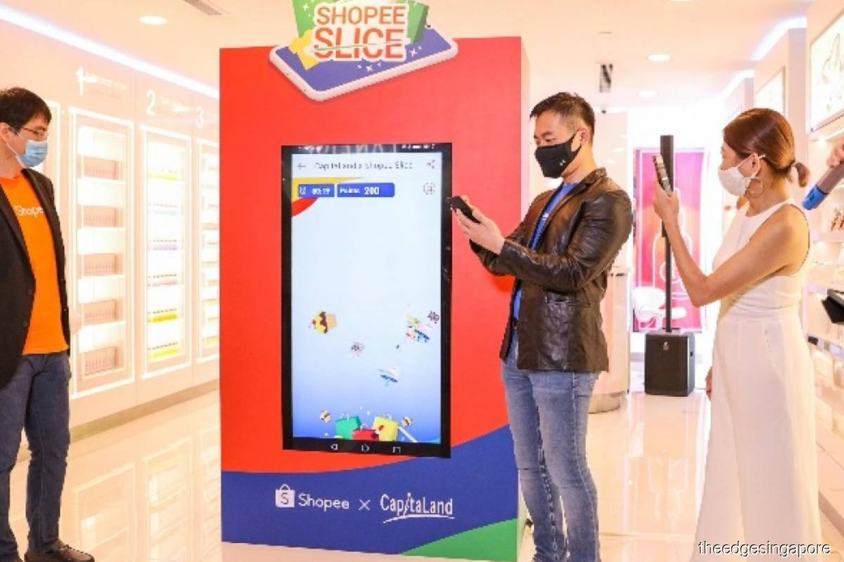 CapitaLand and Shopee to boost retail digitalisation strategies
