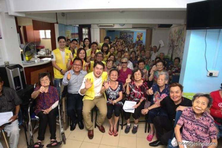 CapitaLand expands philanthropic mandate to Singapore's elderly with launch of S$2 mil fund