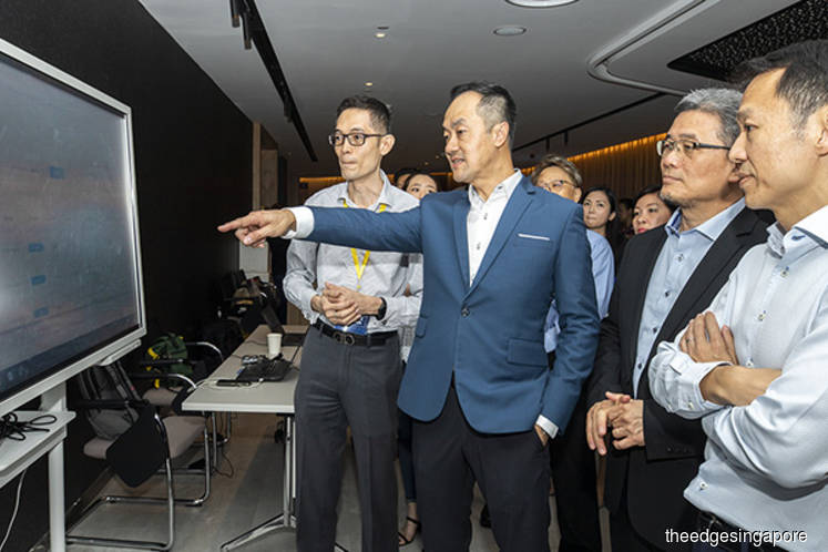 CapitaLand to invest S$5 mil to build employees' digital skills