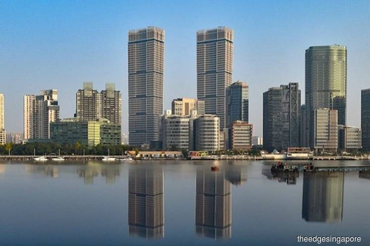CapitaLand's RCCIP III fund in JV with GIC to acquire Shanghai's tallest twin towers for S$2.54 bil