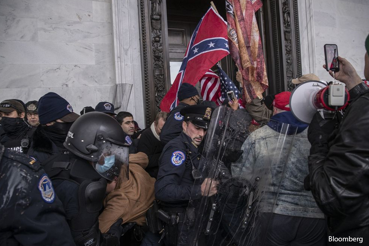 Capitol Police intensely scrutinized for failing to stop mob