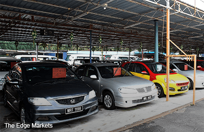 Frost & Sullivan expects Malaysia's vehicle sales to rise in 2017