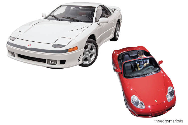 New investment guide for classic cars