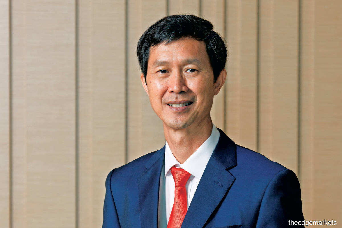 Lim: The biggest challenge now is worker availability owing to the Movement Control Order. We are running at 60% capacity. Workers are reluctant to come out to work in spite of being unemployed [for fear of the high infection rate]. (Photo by Careplus)