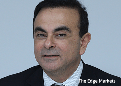 Nissan's Ghosn says management will be 'completely accountable' after his CEO term ends