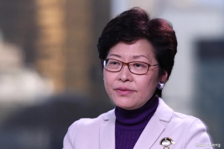 Hong Kong leader Carrie Lam apologises as protesters press demands for her to quit