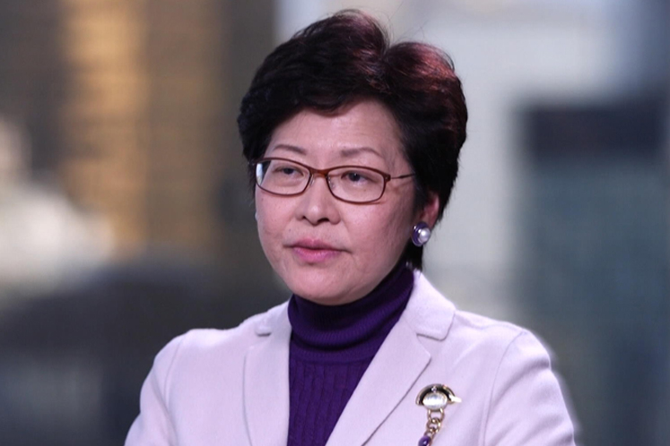 """""""One country, two systems"""" can continue beyond 2047 — Carrie Lam"""