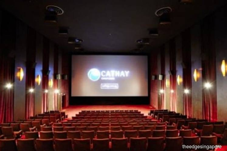 mm2 Asia in option agreement to acquire Cathay Cineplexes