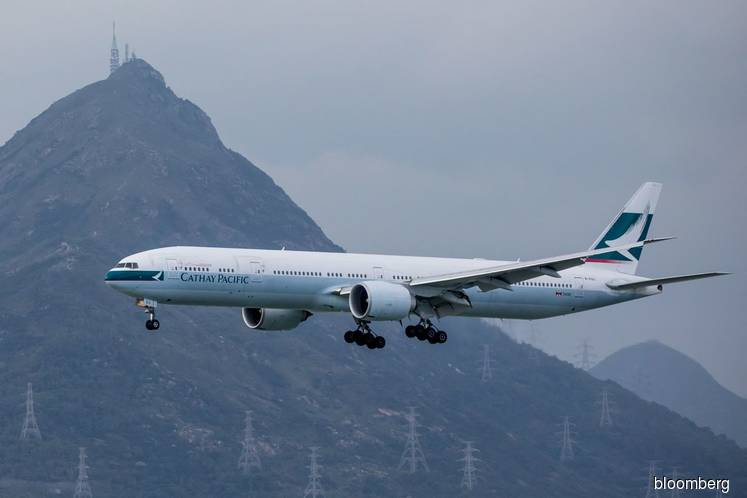 Cathay Pacific's Malaysia-Hong Kong flights not affected by protests