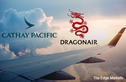 Dragonair to take over Cathay Pacific's KL-HK route