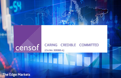 Stock With Momentum: Censof Holdings