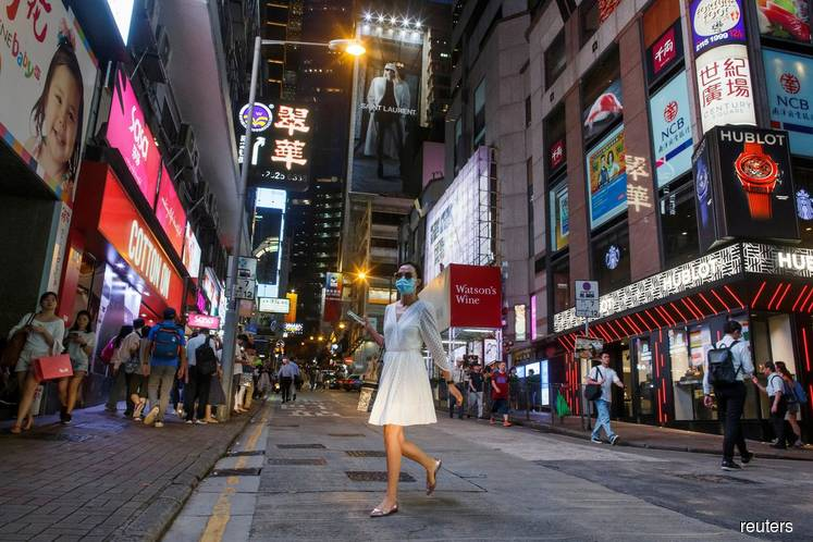 Hong Kong to unveil depth of recession amid protests, trade war