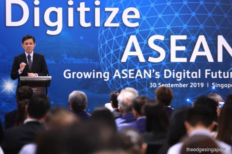 Digital integration to unite world, put it on higher growth path: Singapore's minister Chan