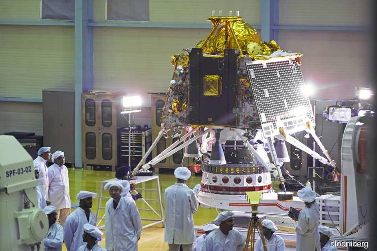 India Calls Off Mission to Moon Less Than One Hour Before Launch