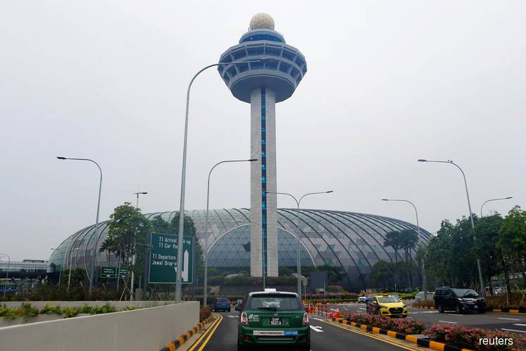 50 flights delayed, 9 diverted due to evacuation at Changi Control tower early today