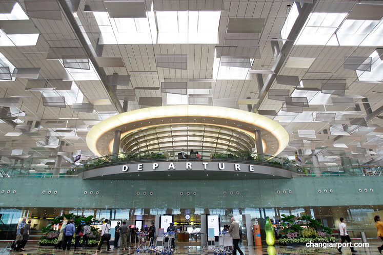 Changi Airport traffic growth accelerates in August