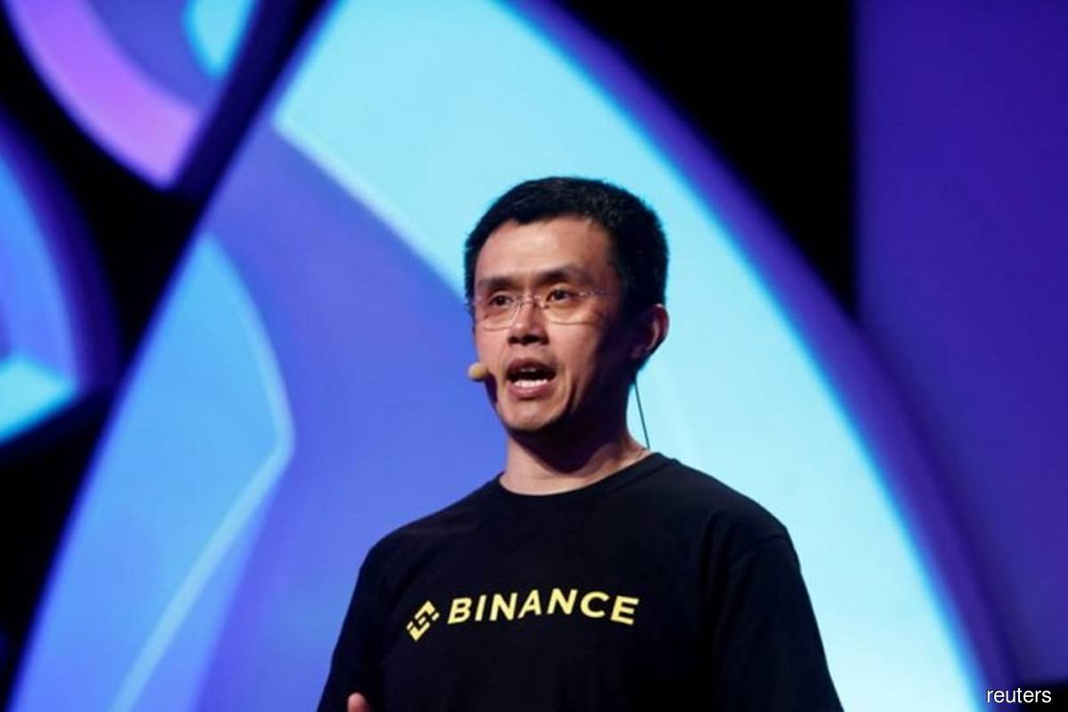 Changpeng Zhao, CEO of Binance, speaks at the Delta Summit, Malta's official Blockchain and Digital Innovation event promoting cryptocurrency, in St Julian's, Malta on Oct 4, 2018. (Photo by Darrin Zammit Lupi/Reuters filepix)