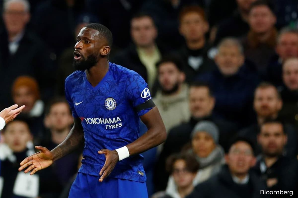 Chelsea's Rudiger, Kepa involved in training bust-up — Telegraph