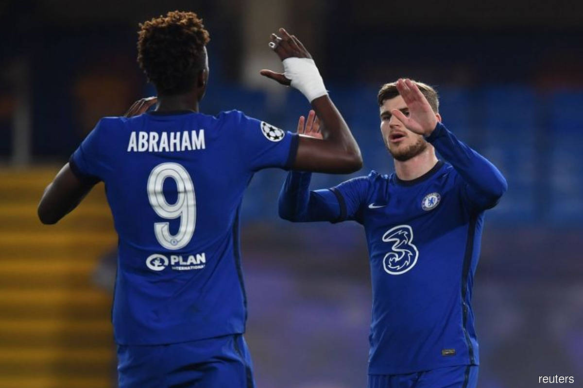 Werner penalties lead Chelsea to 3-0 win over Rennes