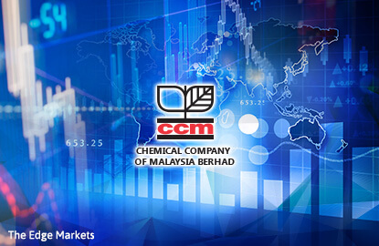 Stock With Momentum: Chemical Company of Malaysia | The Edge Markets