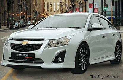 2015 Chevrolet Colorado Sport and Cruze Sport officially launched
