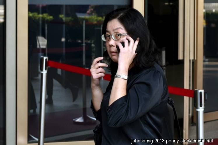 Prosecution witness reveals Quah Su-Ling seldom in IPCO office; says took instructions mostly from Goh Hin Calm