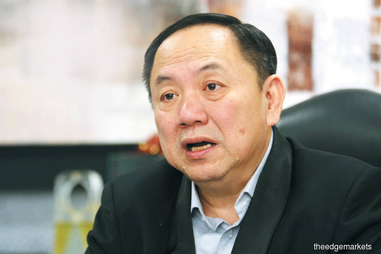 Chiau family looks to tighten grip on Chin Hin Group Property