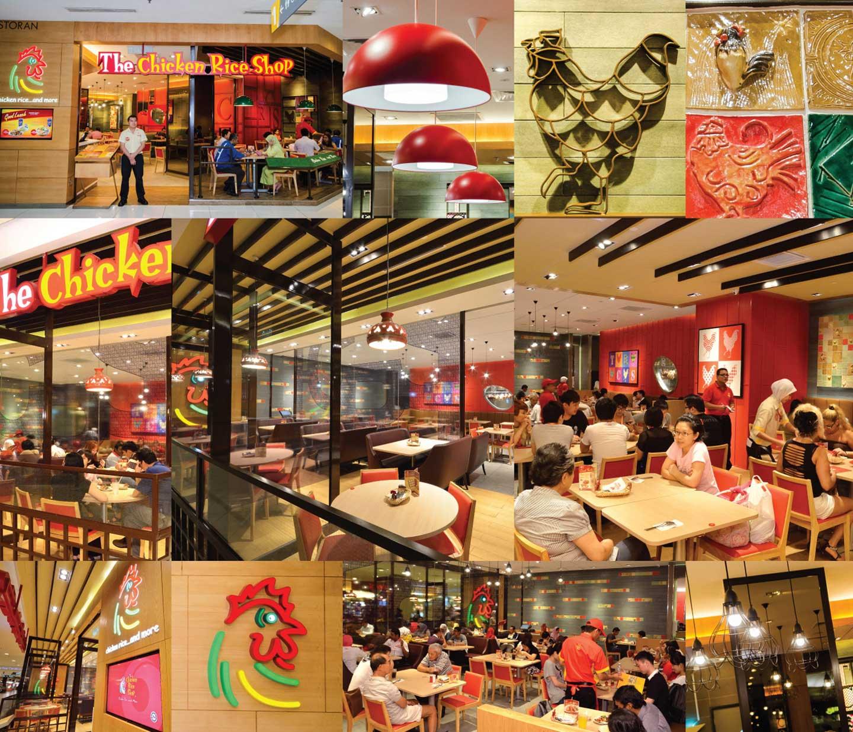 消息:日本泉盛同意以2.2亿购The Chicken Rice Shop