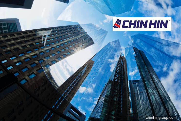4% of Chin Hin shares worth RM23m traded off-market