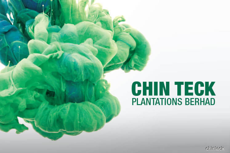 Chin Teck's FFB production expected to peak in FY21, FY22