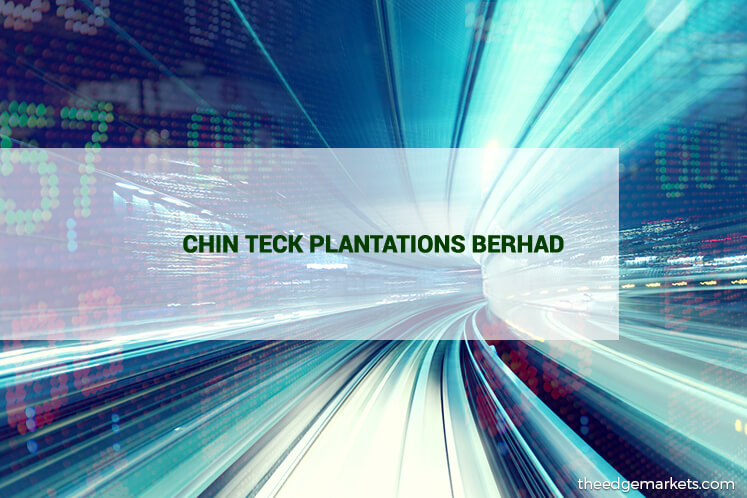 Stock With Momentum: Chin Teck Plantations
