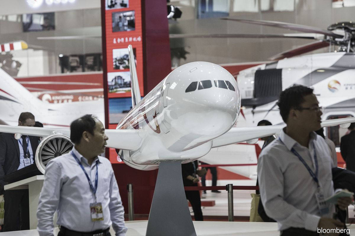 China cancels air show for first time in 24-year history