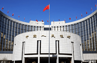 China's central bank likely to ease policy again by end-Dec