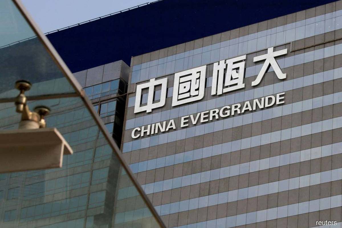 China maintains liquidity support as Evergrande woes persist