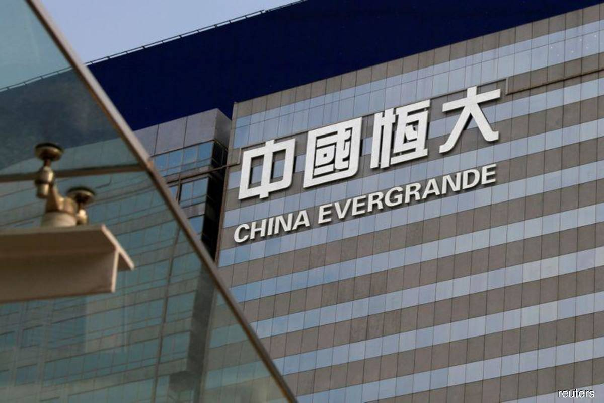 Evergrande is seeking new sources of funding for its bottled water business.