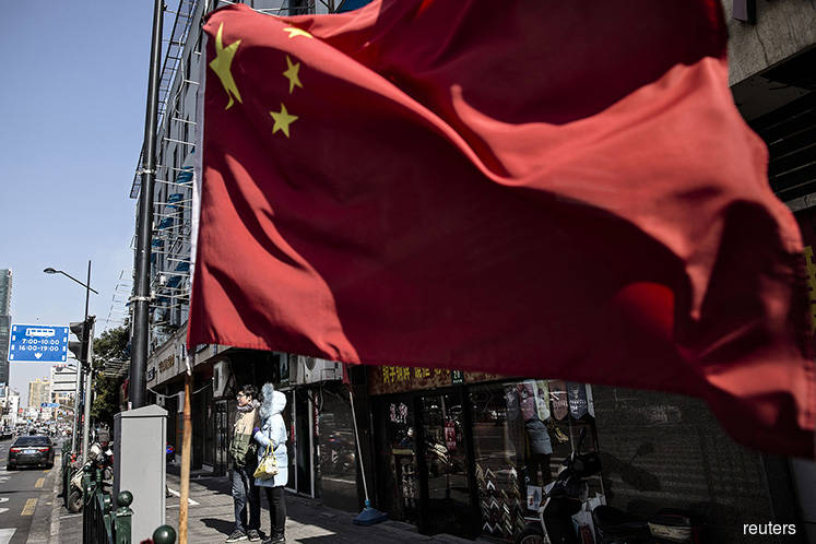 China, asked about US blacklisting of Chinese firms, says will protect its sovereign security