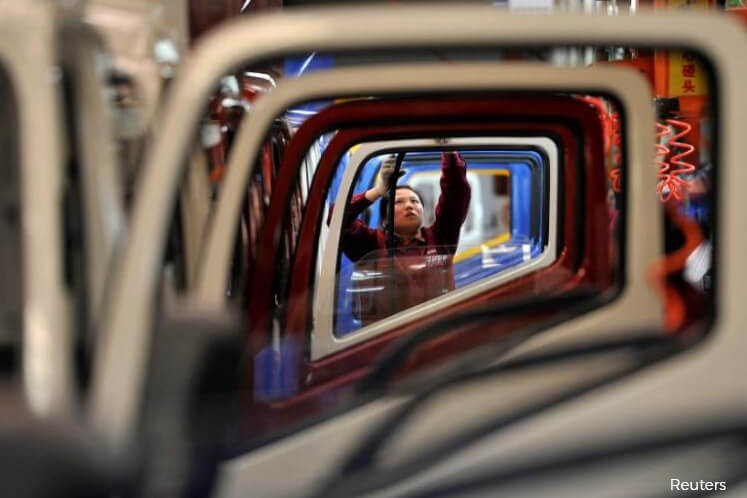 Historic Slump in China Car Market Continues as Sales Drop 6.6%