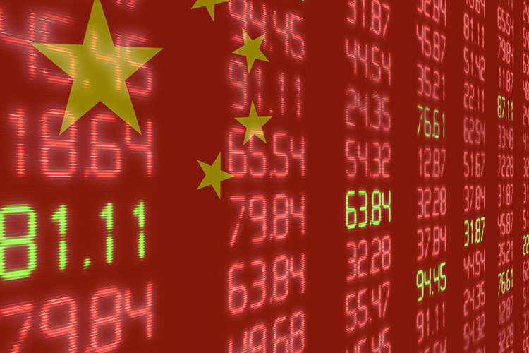 China shares end higher as central bank governor boosts support hopes