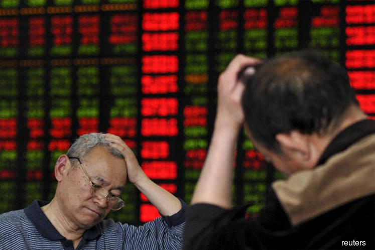 Shanghai stocks hit by $370 bln wipeout as virus fears pound Chinese markets