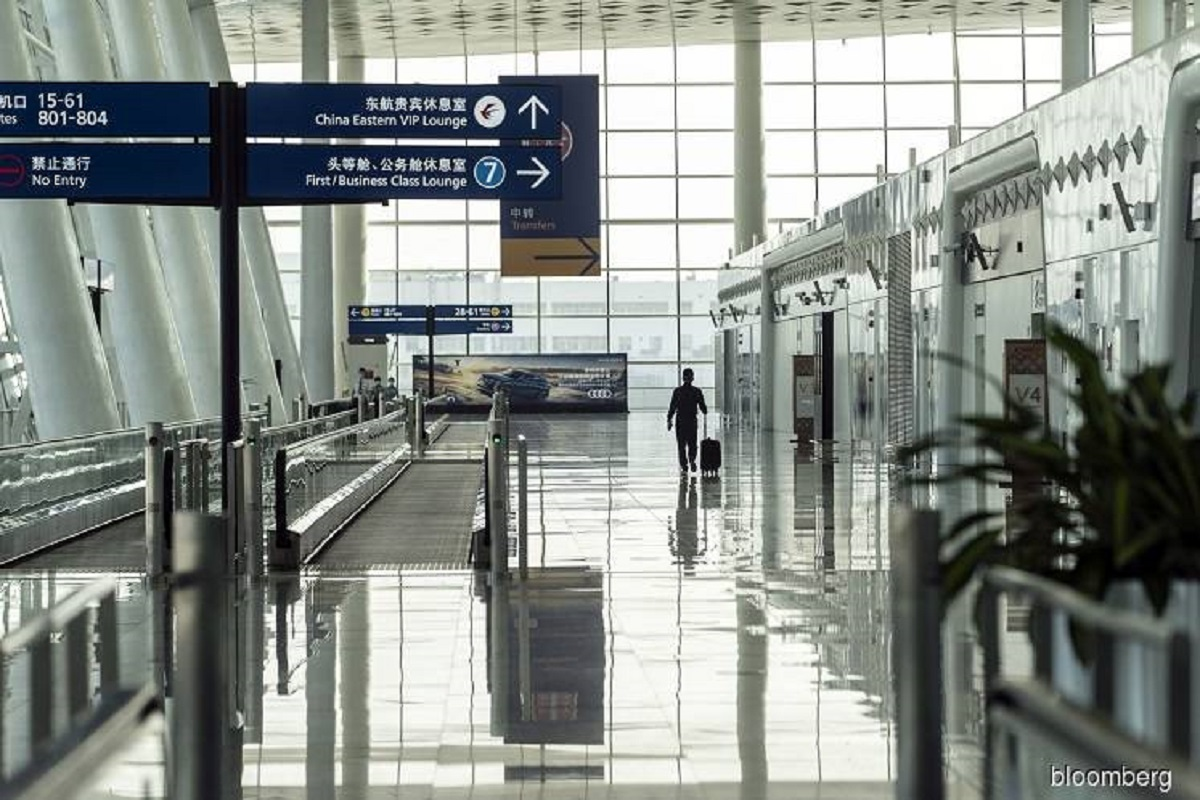 China's domestic flight numbers topped pre-Covid-19 levels in September