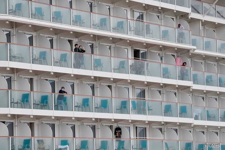China wages 'people's war' on Wuhan virus as cruises, companies hit
