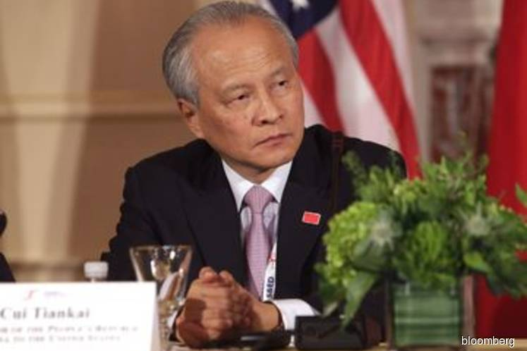 China commits to trade talks amid 'groundless' Huawei suspicions